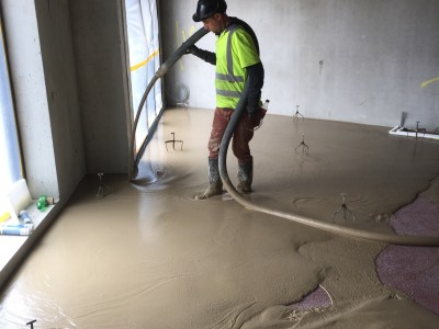 Floor Screed