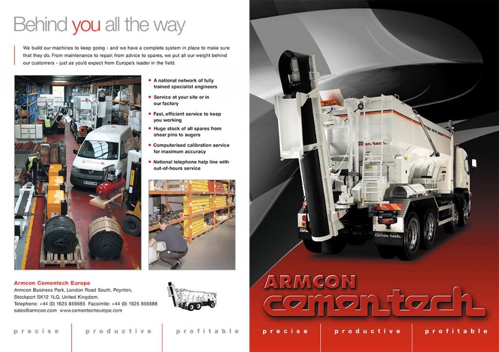 Armcon Cementech Brochure